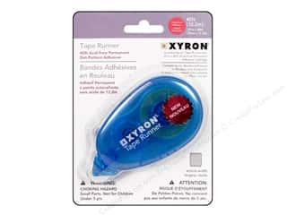 glues, adhesives & tapes: Xyron Tape Runner