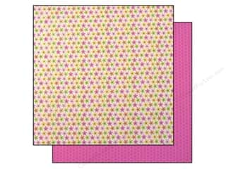 Clearance Doodlebug Glitter: Doodlebug Paper 12 x 12 in. Sugar & Spice Baby Bloomers (25 sheets)