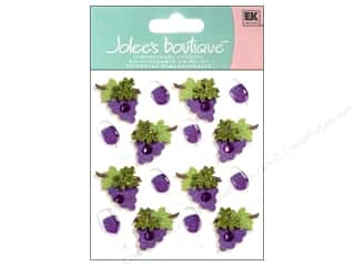Jolee's Boutique Stickers Repeats Wine Glass and Grapes
