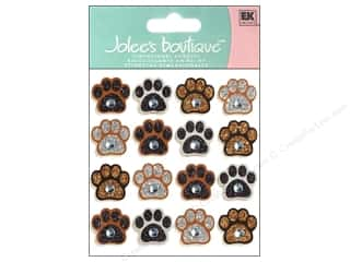 Jolee's Boutique Stickers Repeats Paw Print