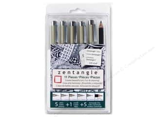 Sakura: Sakura Pigma Micron Pen Zentangle Set 11 pc.