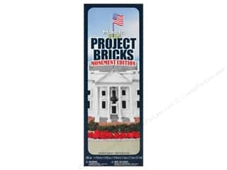 Projects & Kits: FloraCraft Styrofoam Kit Project Bricks Monument 285 pc.