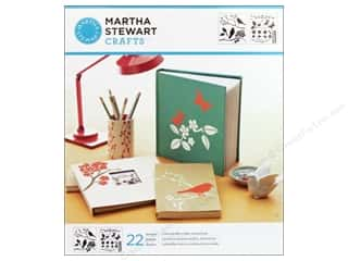 Martha Stewart Stencils by Plaid Birds/Berries Medium