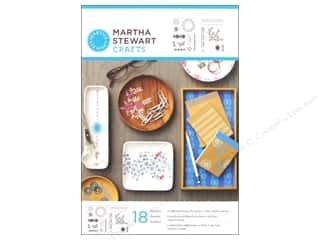 Martha Stewart Stencils by Plaid Adhesive Fair Isle Dots