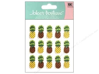 stickers: Jolee's Boutique Stickers Repeats Pineapple