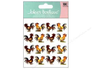stickers: Jolee's Boutique Stickers Repeats Rooster