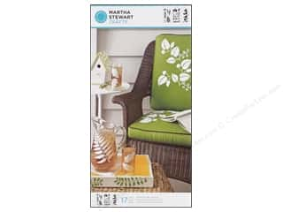 Martha Stewart Effect by Plaid: Martha Stewart Stencils by Plaid Ferns/Boughs Large