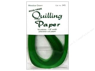 quilling: Lake City Crafts Quilling Paper 1/8 in. Meadow 50 pc.