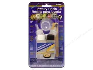 Envirotex Jewelry Resin 2oz Carded