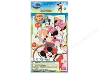 Scrapbooking: EK Die Cuts Cardstock Disney Mickey (3 sets)
