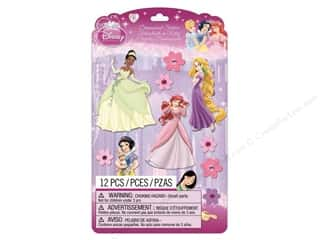 EK Disney Sticker Dimensional Princess 1