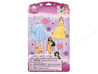 EK Disney Sticker Dimensional Princess 2