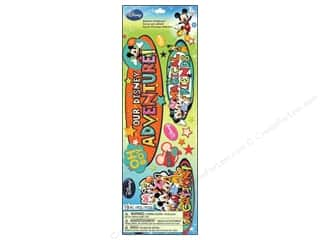 EK Disney Sticker Title Mickey