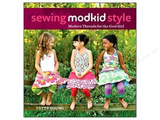 Anything But Boring: Wiley Publications Sewing Modkid Style Book