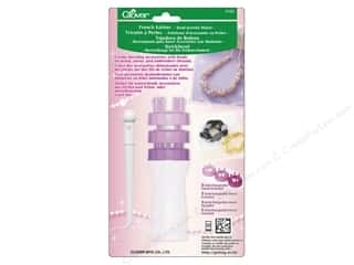 yarn & needlework: Clover French Knitter Bead Jewelry Maker