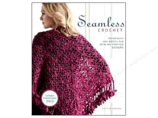 Computer Software / CD / DVD: Interweave Press Seamless Crochet Book