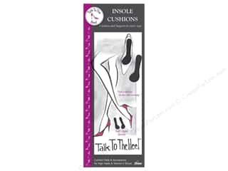 Brazabra Corp: Braza Talk To The Heel Insole Cushions 2 pc.