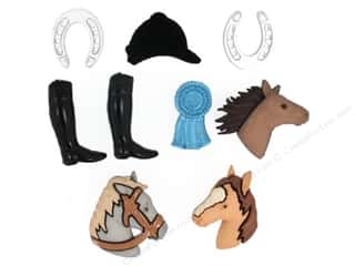 craft & hobbies: Jesse James Dress It Up Embellishments Triple Crown