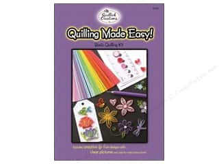 scrapbooking & paper crafts: Quilled Creations Quilling Made Easy Kit