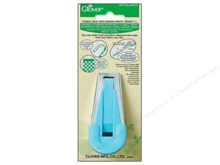 clover bias : Clover Fusible Bias Tape Maker 1 in.