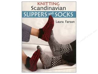 Weekly Specials That Patchwork Place Books: That Patchwork Place Knitting Scandinavian Slippers and Socks Book by Laura Farson