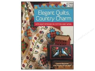 weekly special pillow: That Patchwork Place Elegant Quilts Country Charm Book by Leonie Bateman and Deirdre Bond-Abel