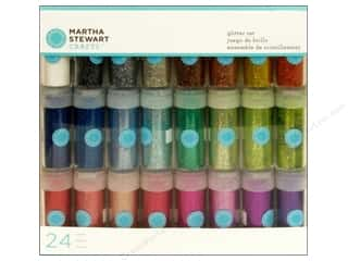 glitter: Martha Stewart Glitter Set Rich Essentials