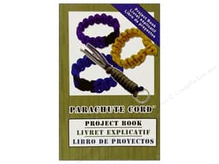 books & patterns: Pepperell Parachute Cord Project Book