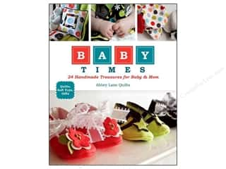 The Handmade Dress: Stash By C&T Baby Times Book