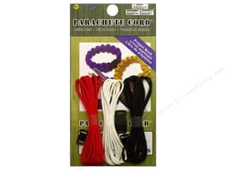 craft & hobbies: Pepperell Parachute Cord Survival Pack