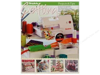 Clearance: Simplicity Crafting Book