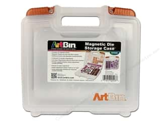 scrapbooking & paper crafts: ArtBin Magnetic Die Storage Case