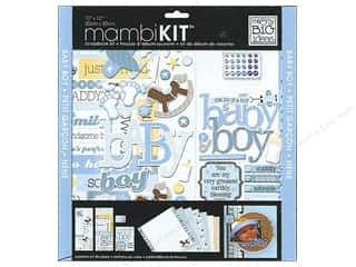 Me & My Big Ideas 12 x 12 in. Scrapbook Kit That's My Boy