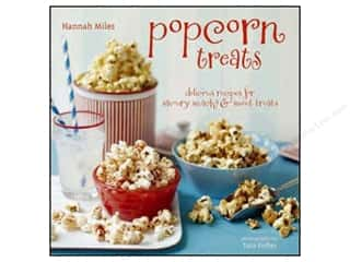 Books & Patterns: Ryland Peters & Small Popcorn Treats Book