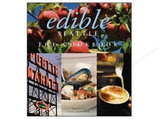 Cookbooks: Sterling Edible Seattle The Cookbook Book