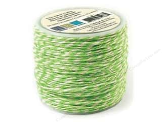 We R Memory Baker's Twine Sew Easy Green 50yd