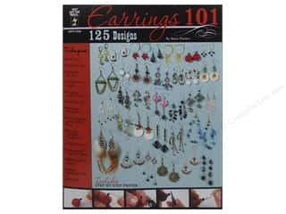 Hot off the Press  Papers : Hot Off The Press Earrings 101 Book