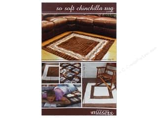 books & patterns: Mckay Manor Musers So Soft Chinchilla Rug Pattern