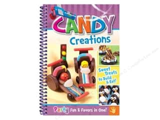 Cookbooks: CQ Products Candy Creations Book