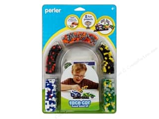 Perler Fused Bead Kit Race Car 2000pc