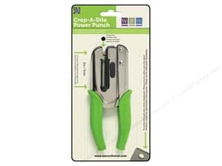 We R Memory Keepers Crop-A-Dile Power Punch 1/4 in. Hole