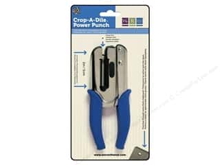 We R Memory Keepers Crop-A-Dile Power Punch 1/16 in. Hole