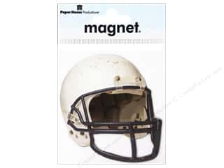 Clearance Paper House Magnet: Paper House Magnet Football Helmet
