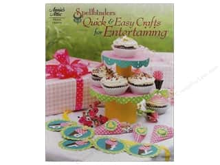 Weekly Specials Halloween Stickers: Annie's Attic Spellbinders Quick & Easy Crafts for Entertaining Book