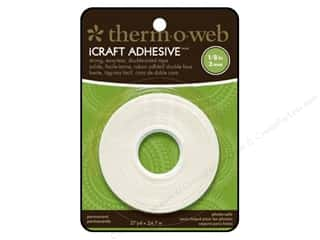 Therm O Web Permanent SuperTape : Therm O Web iCraft Adhesive Tape 1/8 in. x 27 yd.