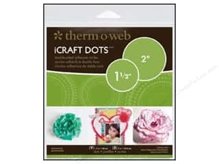 Therm O Web Permanent SuperTape : Therm O Web iCraft Adhesive Dots Combo Pack 17 pc. (4 sets)