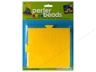 Perler Large Square Pegboards 2 pc.