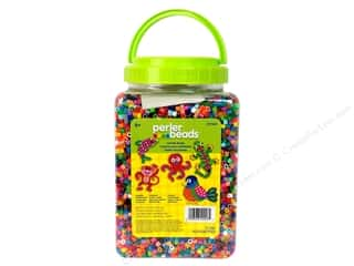 Holiday Gift Idea Sale $10-$25: Perler Beads 22000 pc. Multi-Mix