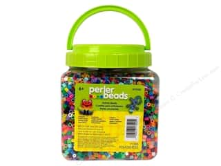 beading & jewelry making supplies: Perler Beads 11000 pc. Multi-Mix