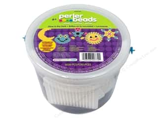 craft & hobbies: Perler Activity Bucket Glow In The Dark